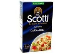 Riso Carnaroli sottovuoto Scotti rijst