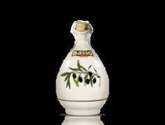 Olio extra vergine in ceramica  Basso olijfolie