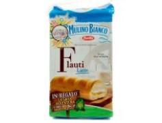 Flauti latte Mulino Bianco zoet