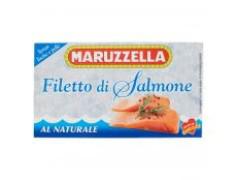 Filetti di Salmone Maruzzella conserven
