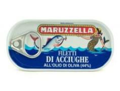 Filetti Acciughe Capri conserven