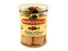 Filetti Tonno in olio extra vergine di oliva Maruzzella conserven