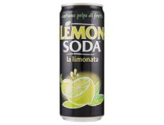 Lemonsoda 24x33cl Freedea frisdrank