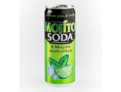 Mojito soda 24x33cl Freedea frisdrank