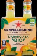 Aranciata dolce Bio 4x20cl San Pellegrino frisdrank