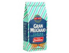 Gran Mugnaio 00 Pasta 1 kg Spadoni meel