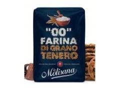 Farina grano tenero 00 1kg La Molisana meel