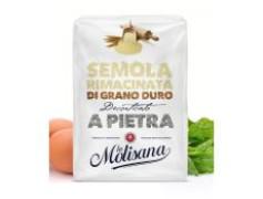 Semola di grano duro rimacinata 1kg La Molisana meel