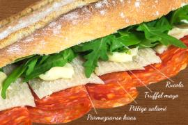 sandwich tartufo  sandwiches