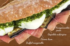 sandwich toscana  sandwiches