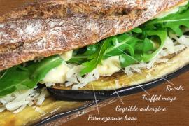 sandwich melanzane  sandwiches