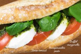 sandwich caprese  sandwiches
